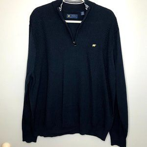 JACK NICKLAUS Soft Poly 1/4 Zip Pullover